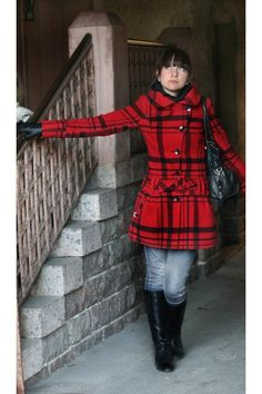 adore red plaid...anything!