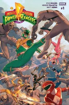 'Green Ranger: Year One' Begins This Week We all want the best of the best so let us point out the hottest comics released each week. We spotlight our favorite comics that we know are money-well-spent and new books that look cool and are backed by some top-tier talent. Check out our picks then take to the comments to let us know what looks good to you! By writer Kyle Higgins & artist Hendry Prasetya   BOOM! Studios Youve seen the impressive variant covers (and you probably own one... or ...