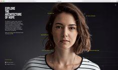 b2b — . Clever Advertising, Creative Web Design, Ui Ux Design, Concept, Gold
