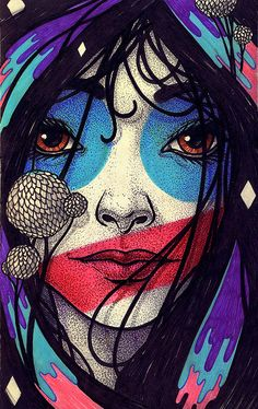 Graphics & Sketches 09/10 by Pavel Ripley, via Behance