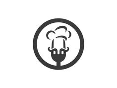 Fork Chef by Sava Stoic - Dribbble