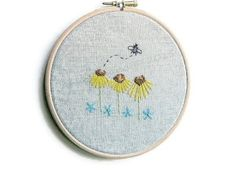 embroidery by ameenah on Etsy