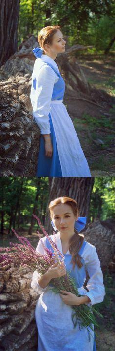 Belle - Disney's Beauty & the Beast cosplay