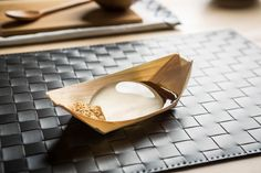 <p>Inspired by traditional Japanese Mizu Shingen Mochi, The Raindrop Cake is the product of New York City–based chef Darren Wong, making this intriguing Japanese cult dessert from mineral water and ge