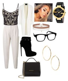 """""""Work Wear !!! (((WW)))"""" by annelove007 on Polyvore featuring MaxMara, Alexander McQueen, Alexander Wang, Alaïa, Givenchy, Gucci, GUESS by Marciano and Miss Selfridge"""