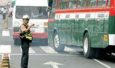 Lima: congestión vehicular es su mayor problema ambiental
