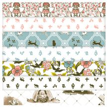 """""""Maman"""" by Cloud 9 fabrics coming in Sept '11"""