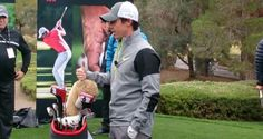 Sky Sports gets Rory McIlroy view on his new Nike clubs for 2014