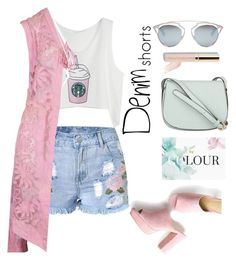 """""""Untitled #411"""" by jovana-p-com ❤ liked on Polyvore featuring Samsung, Christian Dior, jeanshorts, denimshorts and cutoffs"""