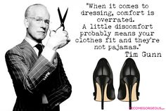 tim gunn quotes | Tim Gunn's Best Quotes - From Project Runway to Gunn's Golden ...