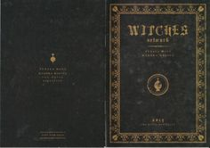 PMMM Witches Artbook Cover