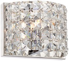 Bathroom Sconces With Bling these sconceszgallerie would be so pretty in a bathroom or