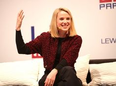 The First Female Engineer at Google, Marissa Mayer is now the CEO ...