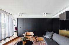 Apartment Finger Wharf / Architect Prineas