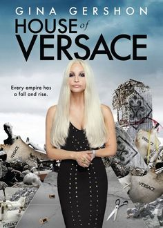 Versace Evi - House of versace - 2013 - HDRip Film Afis Movie Poster