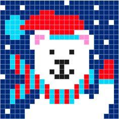 Ijsbeer | Pixel Party