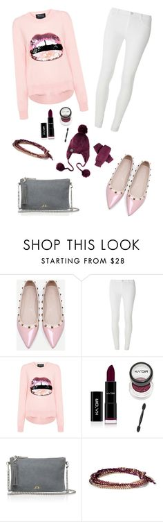 """""""Untitled #261"""" by stylez-by-bee ❤ liked on Polyvore featuring WithChic, Dorothy Perkins, Markus Lupfer and Chloe + Isabel"""