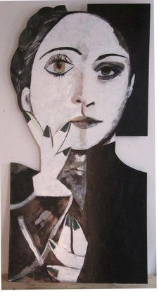 Ritratto di Dora Maar' di Pablo Picasso