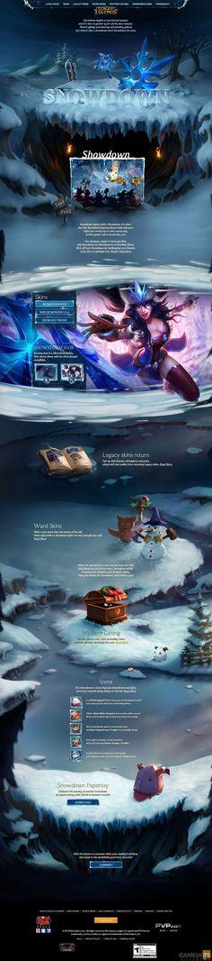 LOL-冰雪活动专题页 |GAMEUI-...