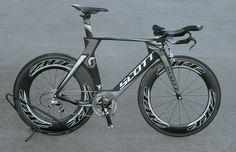 Scott Plasma 3 Premium Triathlon Bike