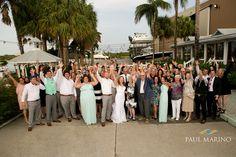 Congratulations Haley & Thomas!!! Thank you Paul Marino Photography for sharing this amazing group shot!! 09.30.17