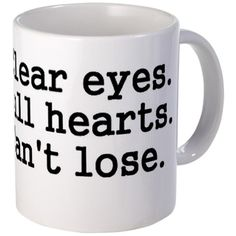 Mug - Friday Night Lights someone please get this for me!!