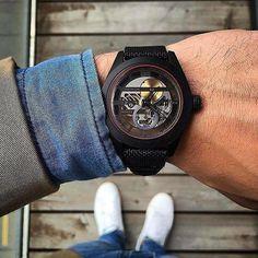 New @montblanc TimeWalker Pythagore Ultra-Light Concept now on  www.WATCHINSANITY.it #watchinsanity #montblanc #timepieces #watchs #billionairetoys #dailywatch #luxurywatch #horology #watchporn #womw #tourbillon #chronograph #wristshot #watchesofinstagram #watchnerd #watchoftheday #horophile #wruw #luxury #mondani #rolexero #gentleman #orogoli #montres #reloj #watchanish #wristporn #thebillionairesclub  by @watchonista by watchinsanity
