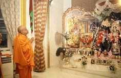 THIS IS NOT AN ORDINARY TEMPLE OF WORSHIP - IT IS AN INTERNATIONAL INSTITUTION FOR GOD CONSCIOUSNESS