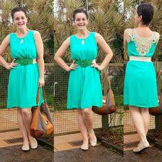 LEILA DINIZ *blog: VESTIDO MADRINHA usado no dia a dia para o trabalh...