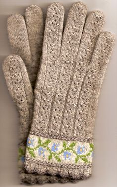 Aren't these lovely? (no pattern)