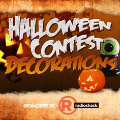 Contest Closed - Halloween Decorations Contest - If it's scary, we want to see how you've adorned your house with it. And if you decorate your office or classroom instead, we want to see that, too. Runs - Halloween Office, Halloween Shirt, Food Costumes, Room Mom, Black Candles, Halloween Decorations, Holiday, Scary, Eve