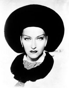 "Gloria Swanson, publicity portrait for ""Perfect Understanding"", 1933."