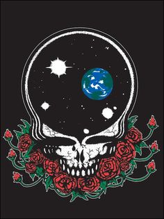 Grateful Dead - Space Your Face and Roses - Tapestry