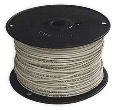 500/' Foot 18 AWG Gauge Copper Nickel Wire Teflon TGGT High Temp Auto Oven Kiln