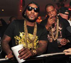 Jay-Z 5 Kilo Yellow Gold Cuban Link Chain Splash | Splashy Splash