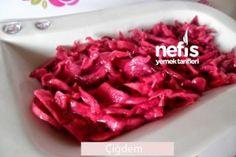 Bulaşık Makinesinde Lokanta Usulü Kırmızı Lahana – Nefis Yemek Tarifleri