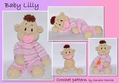 crochet baby doll pattern - Google-søgning