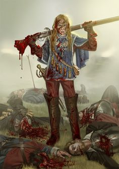 Alice the Musketeer by Jason Rainville