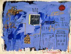 "Jean-Michel Basquiat. ""Untitled"""