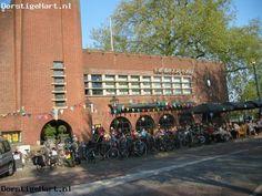Louis Hartlooper comples - former police station Utrecht
