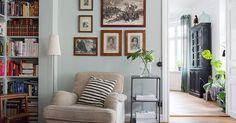 Ljuvlig sekelskiftesvåning med drömkök ‹ Dansk inredning och design