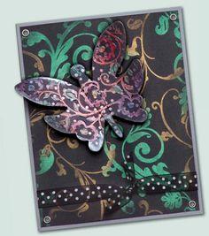 Shop Butterfly Garden Card & Card Making at Joann.com