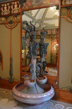 Scopri l'Art Nouveau qui >> www.italialiberty.it/theworldartnouveau (The World Art Nouveau)