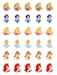 Resultado de imagem para disney princess tiana cake toppers