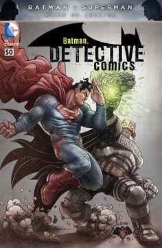 ArtVerso — Rafael Grampa - Superman vs Batman