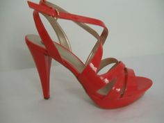 Women's Shoes GUESS NEW Coral Strappy Heels Size 9.5
