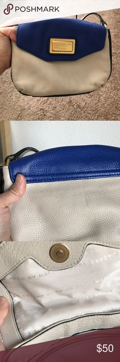 Marc Jacobs Crossbody Bag in good condition / with dust bag / soft leather Marc Jacobs Bags Crossbody Bags
