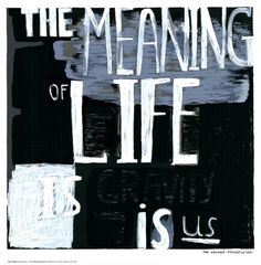 Check out The Answer (Meaning of Life) by Dick Frizzell at New Zealand Fine Prints