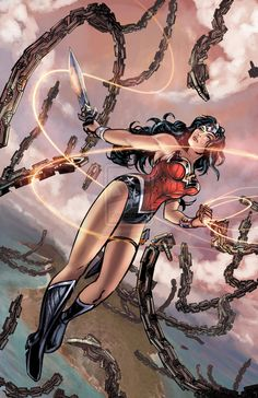 Wonder Woman by timothylaskey on DeviantArt