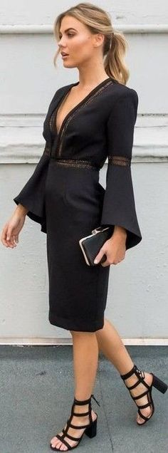#fall #executive #peonies #outfits |  Fine Whine Dress